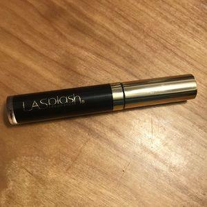 LA Splash Black liquid lipstick